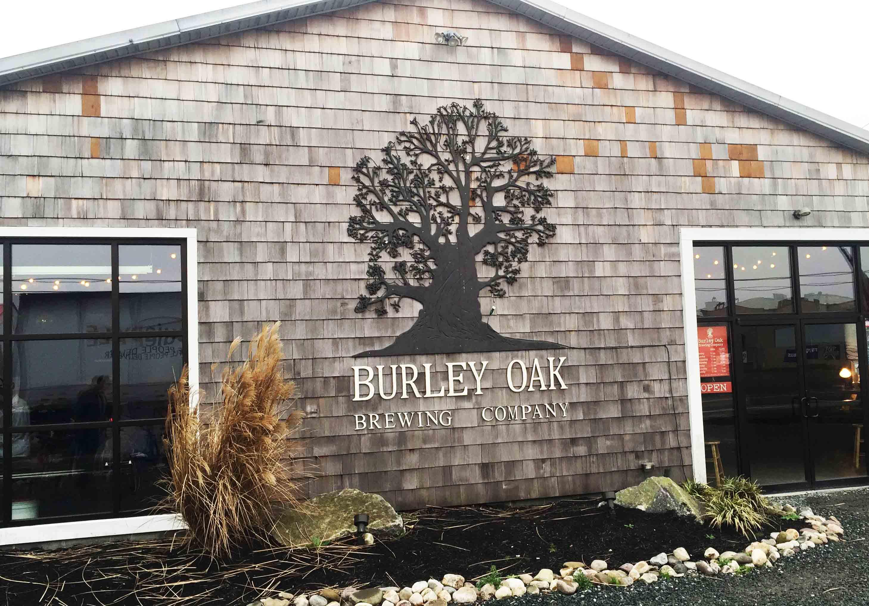 263. Burley Oak Brewing, Berlin MD, 2015