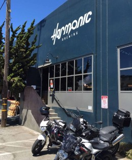 274. Harmonic Brewing Co, San Francisco CA, 2016