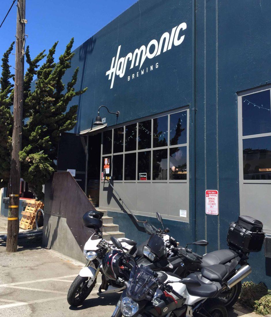 274. Harmonic Brewing Co, San Francisco CA, 2016