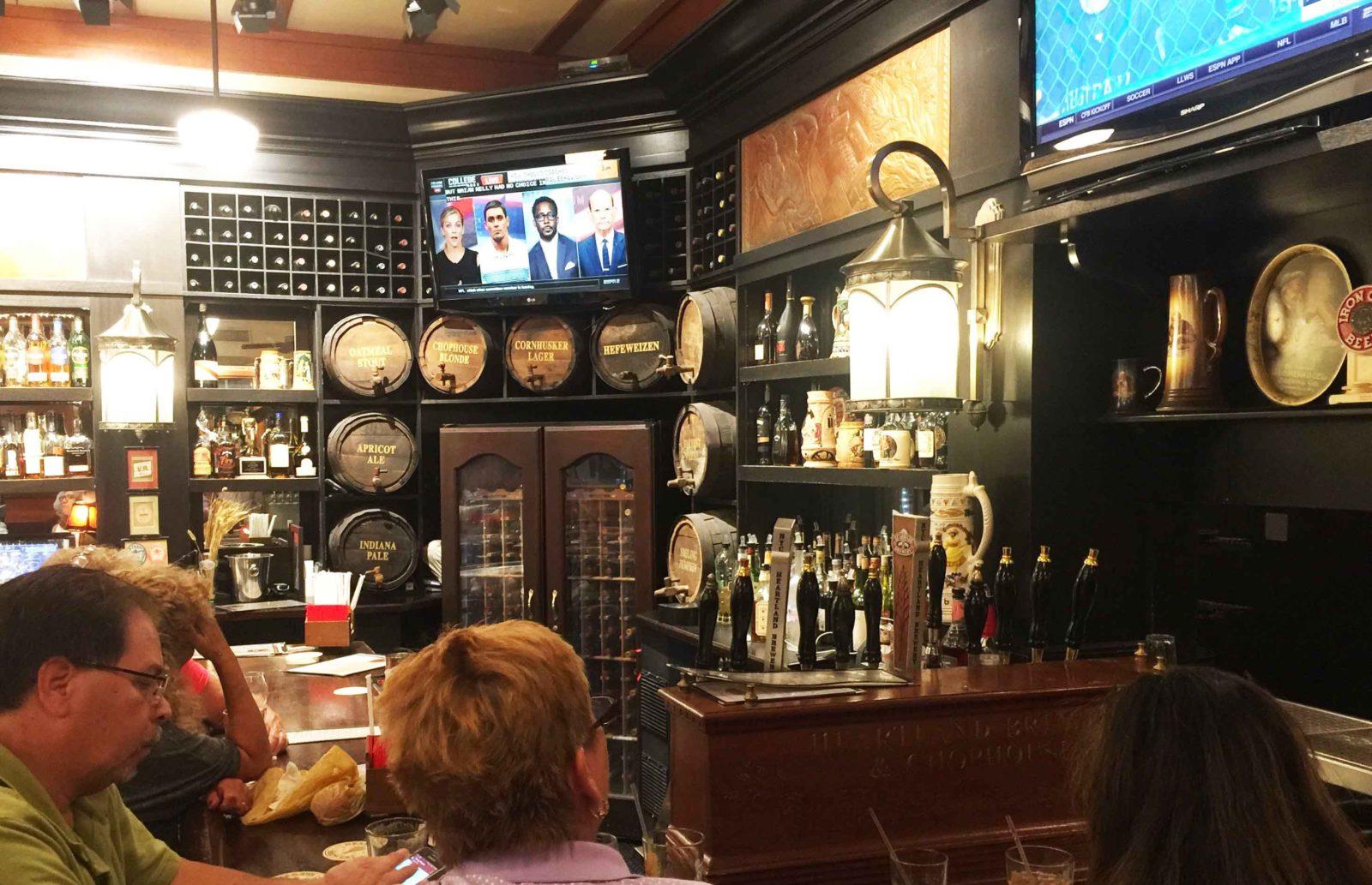 283. Heartland Brewery and Chophouse, New York NY, 2016