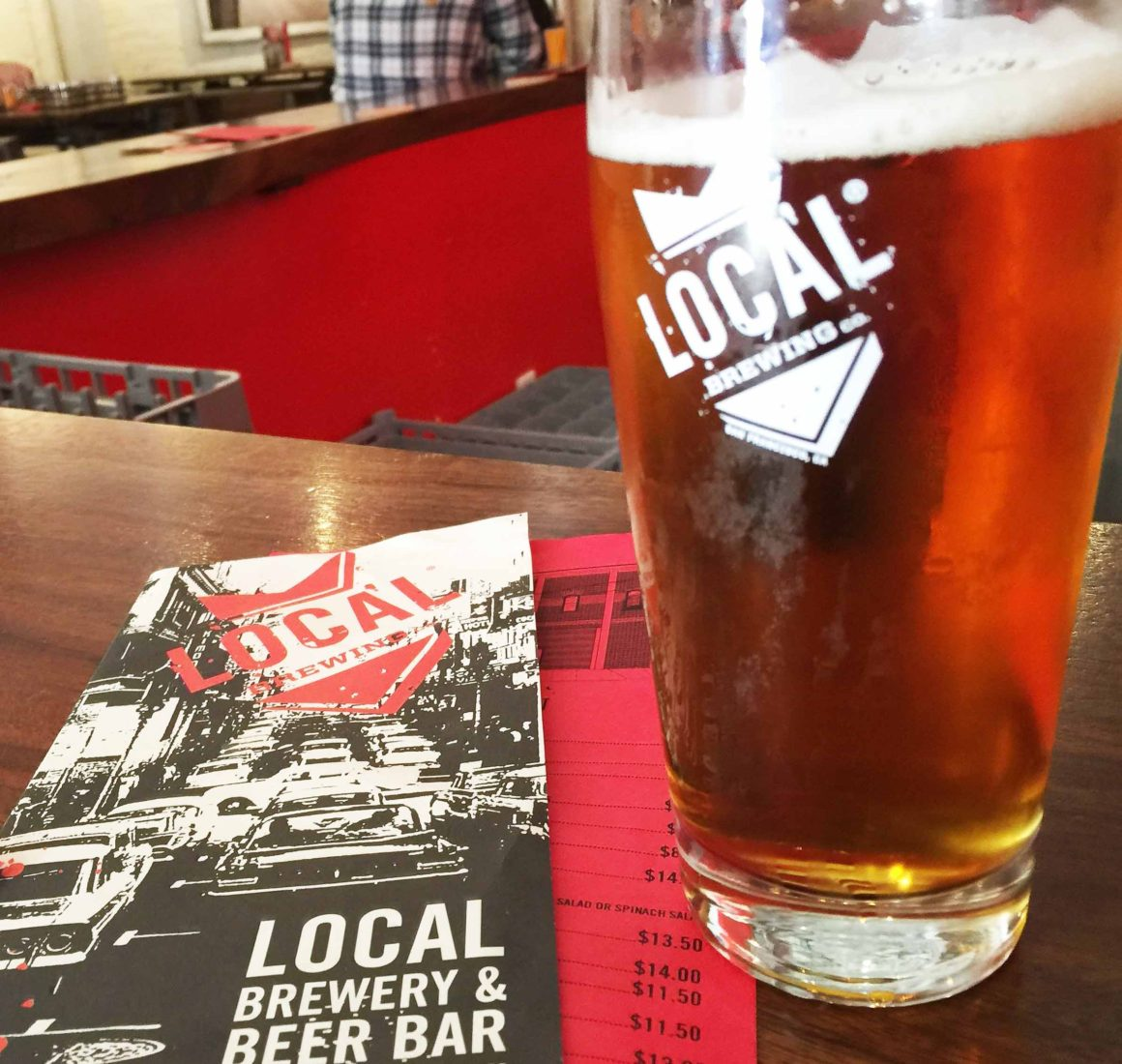 276. Local Brewing Co, San Francisco CA, 2016