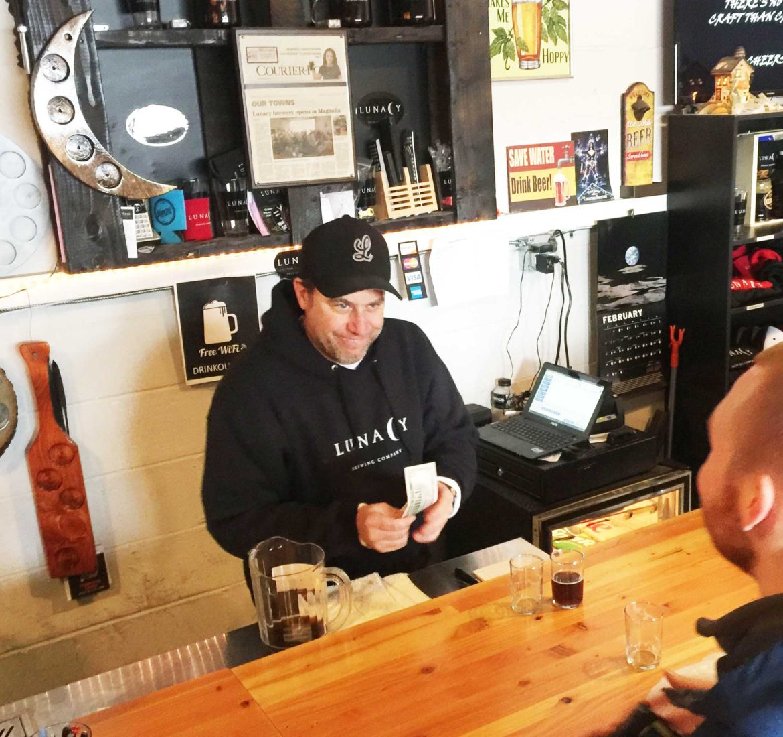 268. Lunacy Brewing, Magnolia NJ, 2016