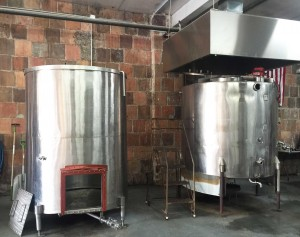 They Not Only Make Their Own Beer, They Made Their Own Brewhouse