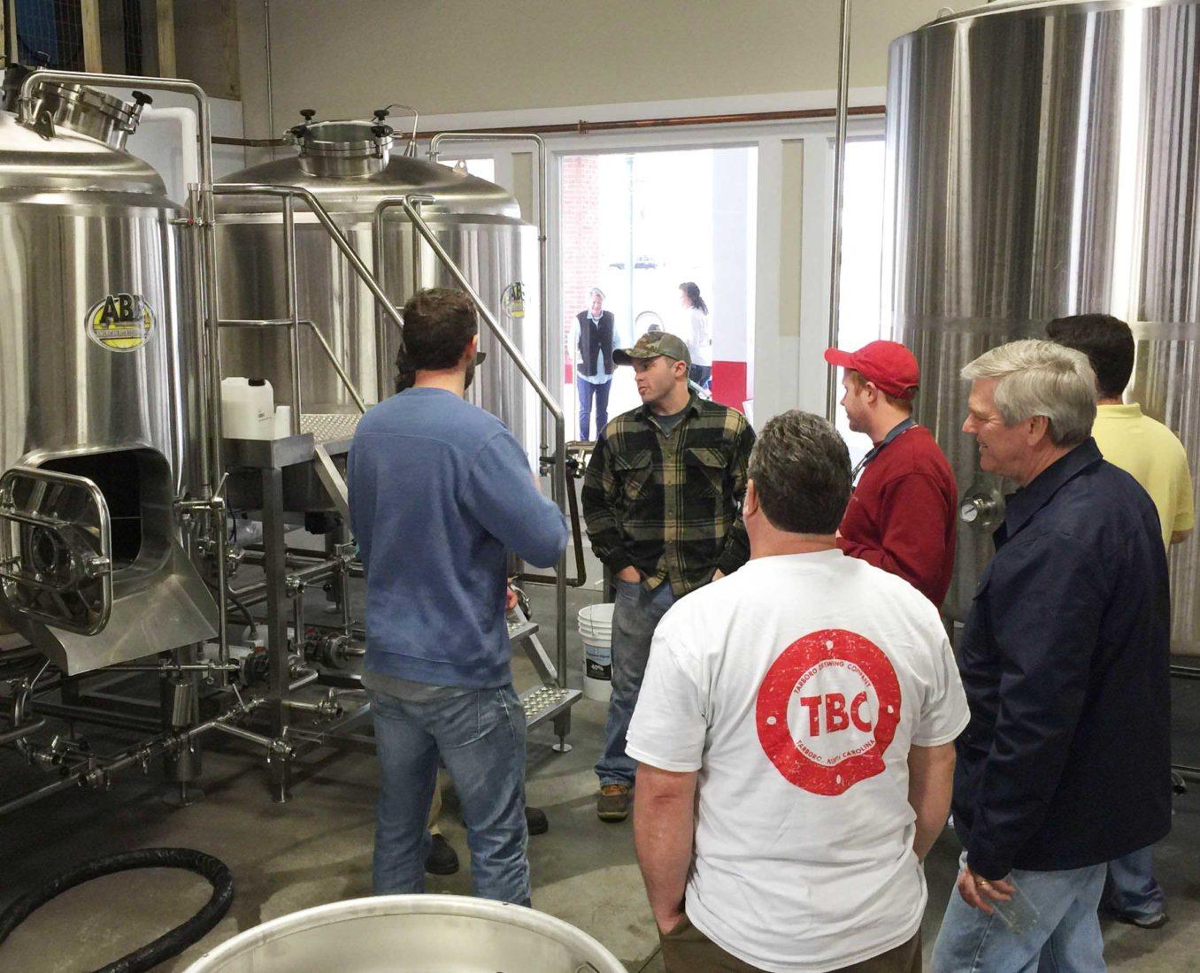 269. Tarboro Brewing Company, Tarboro NC, 2016