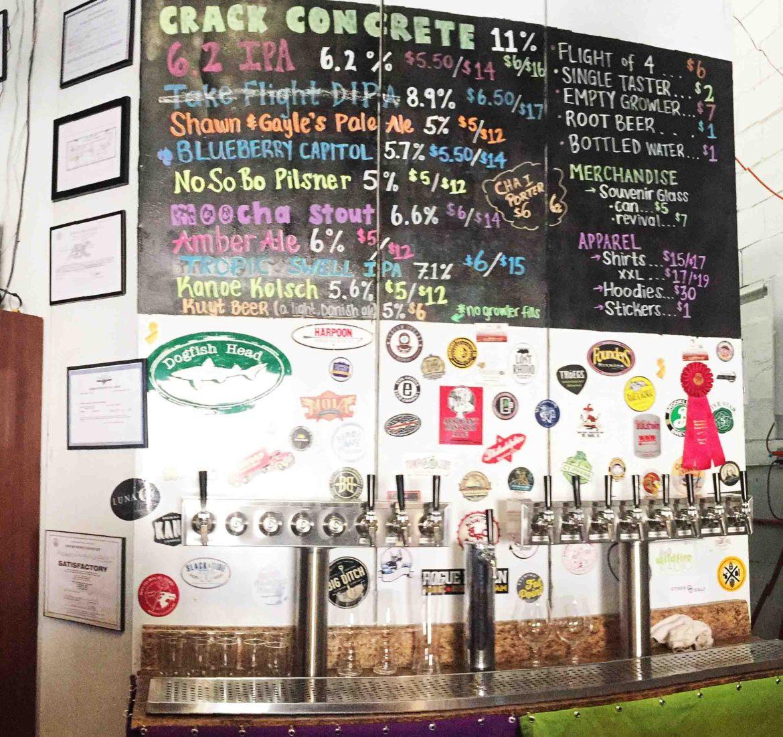 284. Tomfoolery Brewing Co, Hammonton NJ, 2016