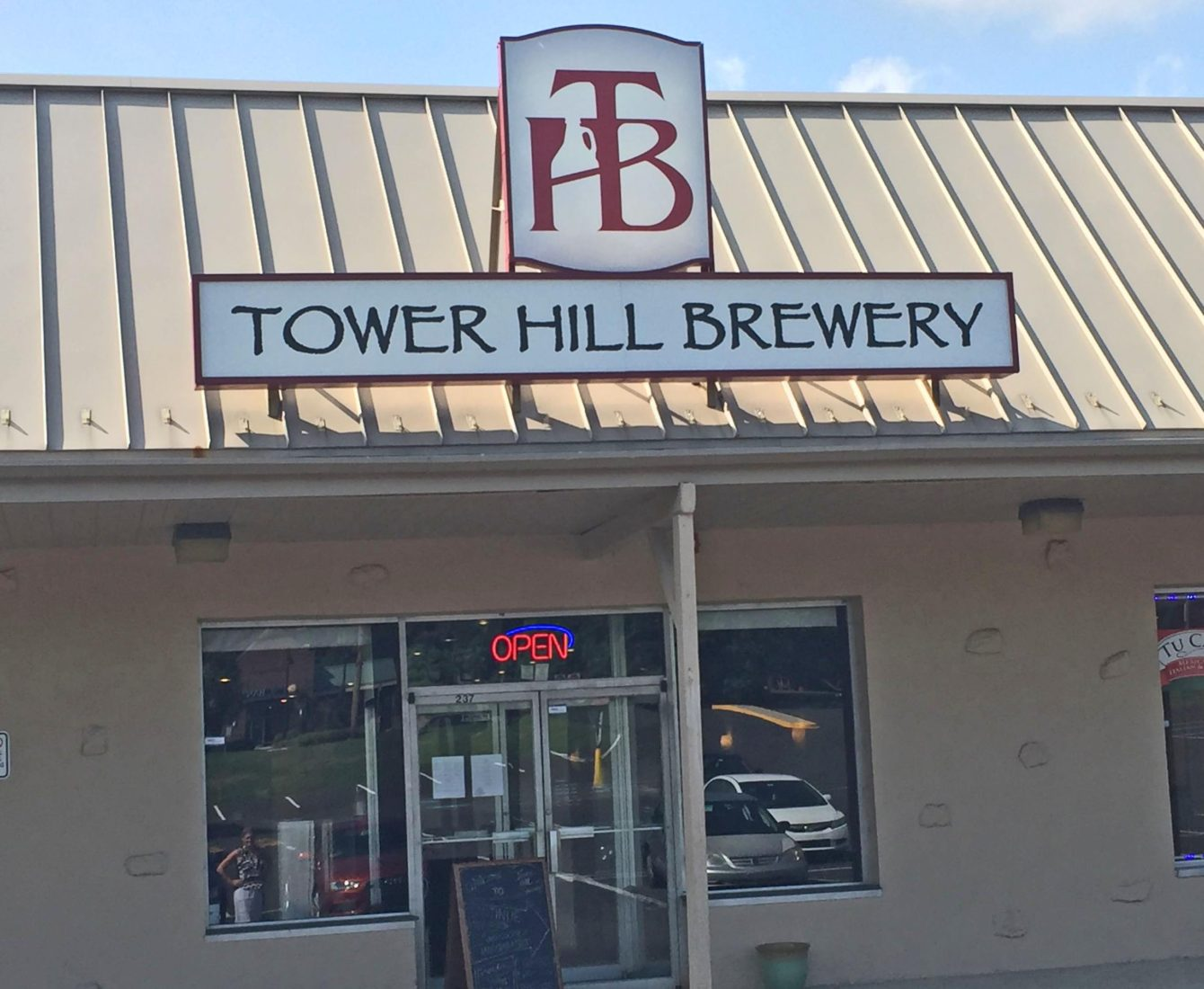 279. Tower Hill Brewing, Chalfont PA, 2016