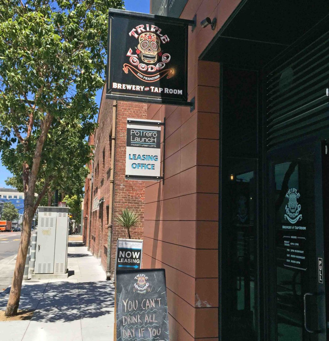 275. Triple Voodoo Brewing, San Francisco CA, 2016