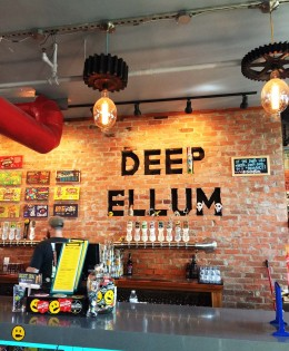 302. Deep Ellum Brewing Co, Dallas TX, 2016