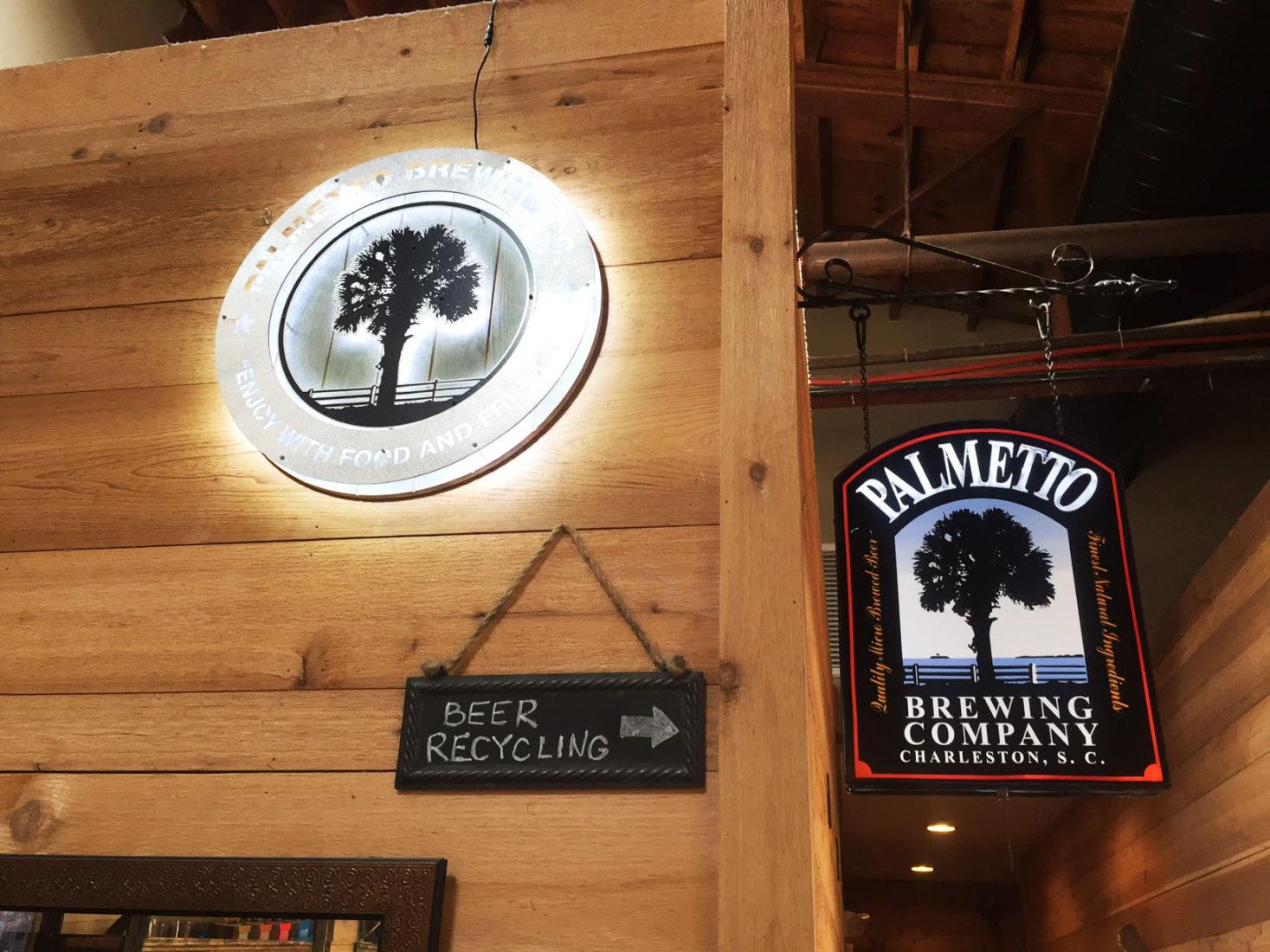288. Palmetto Brewing Co, Charleston SC, 2016