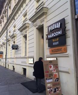 294. Pivovar Narodni, Prague CZ, 2016