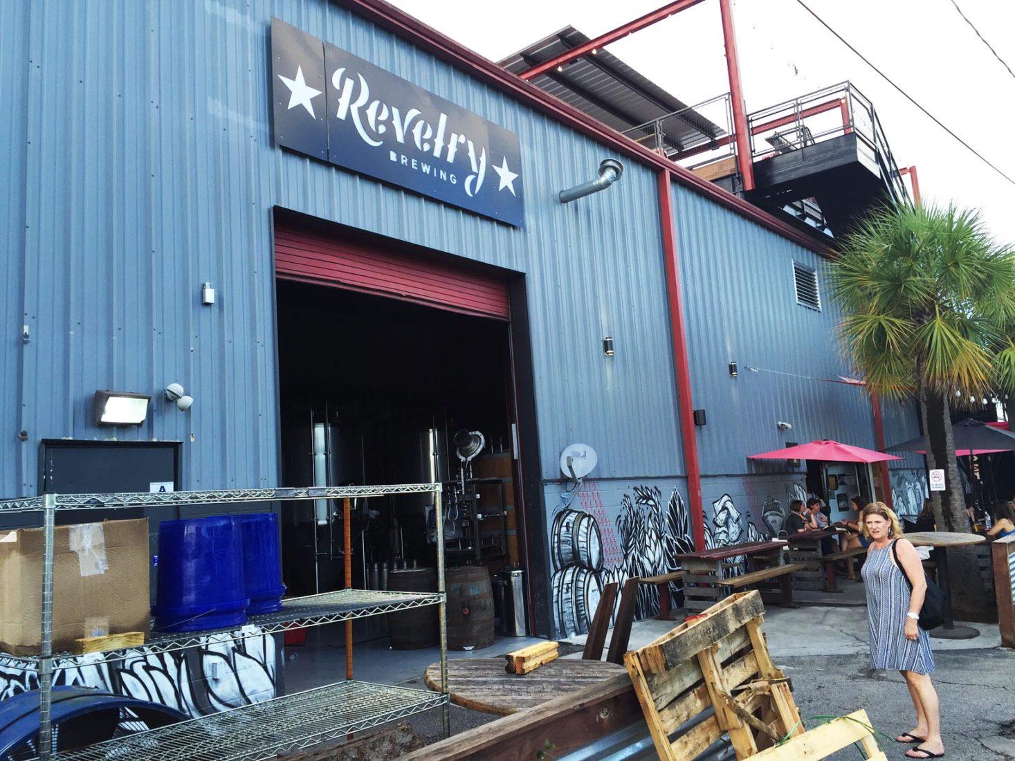 289. Revelry Brewing, Charleston SC, 2016