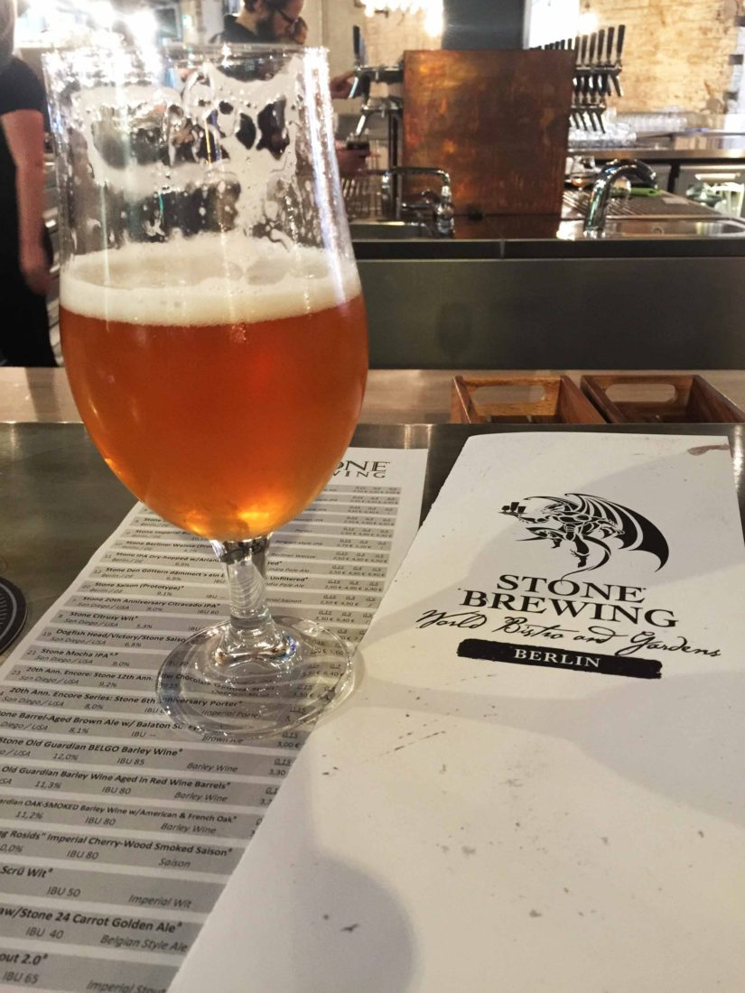 293. Stone Brewing, Berlin Germany, 2016