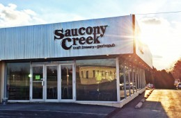 304. Saucony Creek Brewing, Kutztown PA, 2016