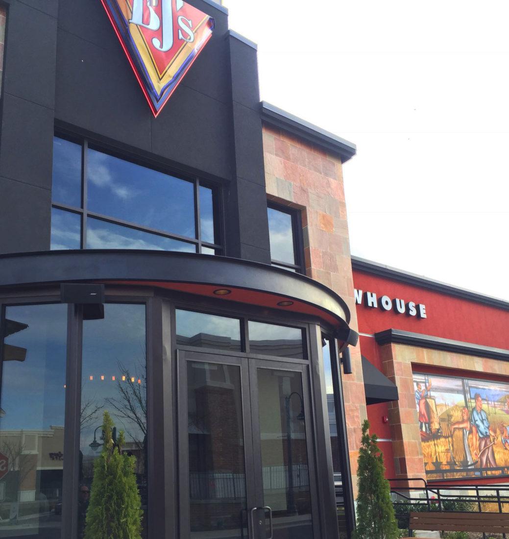 316. BJ's Brewhouse, Laurel MD, 2017