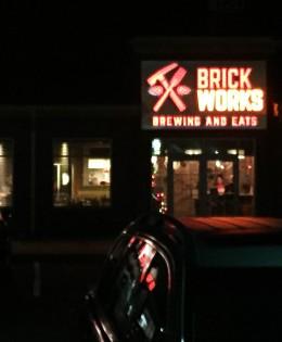 309. Brick Works Brewing, Smyrna DE, 2016