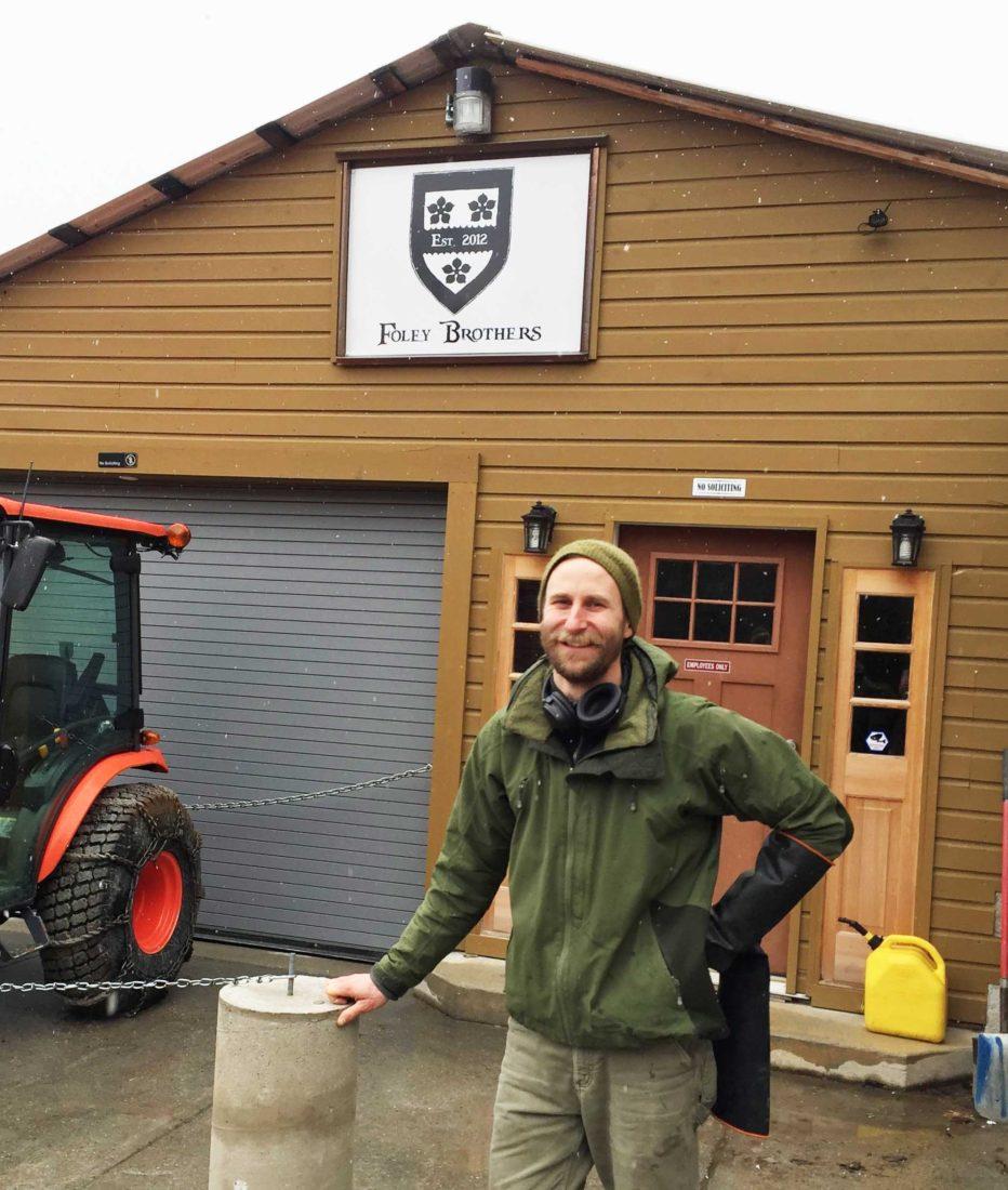 320. Foley Brothers Brewing, Brandan VT, 2017