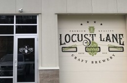 329. Locust Lane Brewing, Malvern PA, 2017