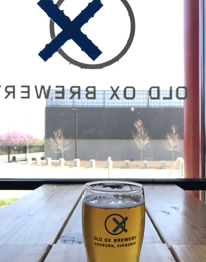 326. Old Ox Brewing Co, Ashburn VA, 2017