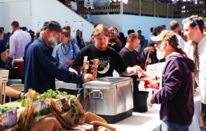 Some brewers and craft beer enthusiasts share common culture