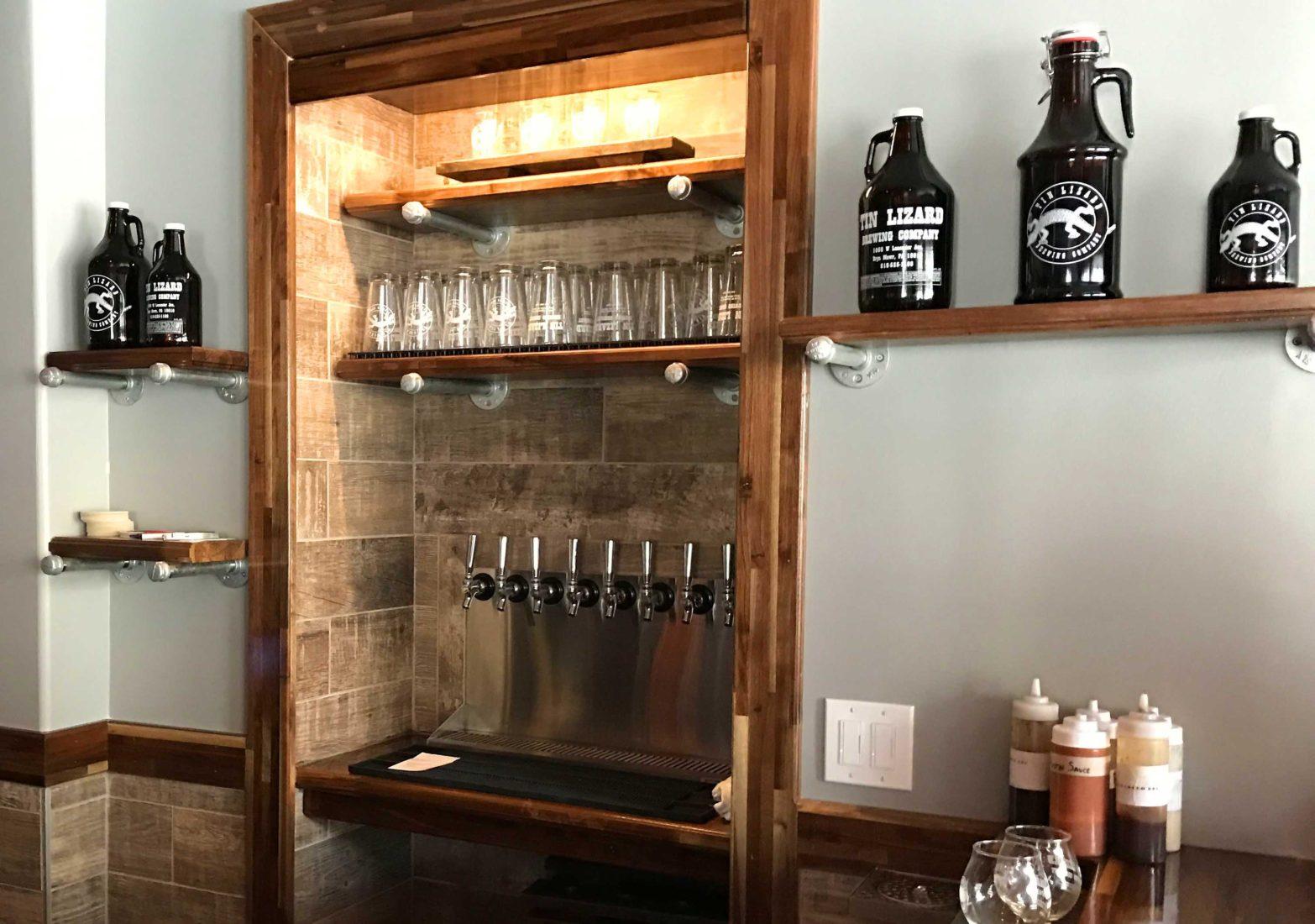 328. Tin Lizard Brewing Co, Bryn Mawr PA, 2017