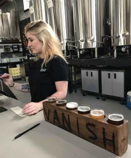 325. Vanish Brewing, Leesburg VA, 2017