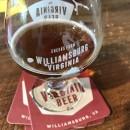 333. Virginia Brewing Company, Williamsburg VA, 2017