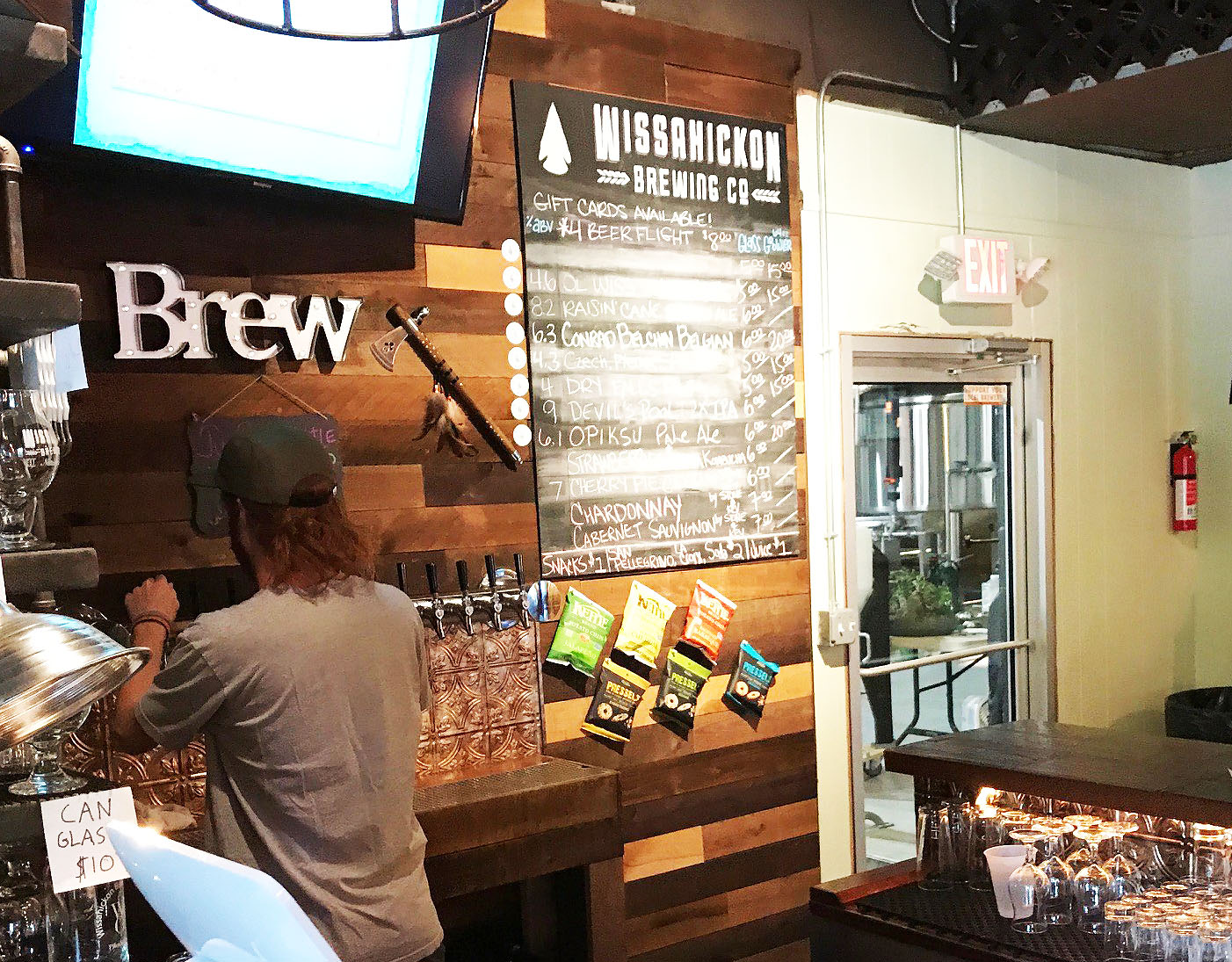 338. Wissahickon Brewing Co, Philadelphia PA, 2017