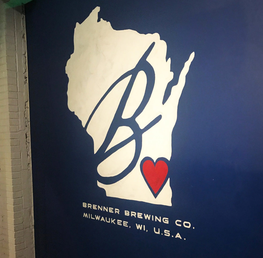 342. Brenner Brewing Co, Milwaukee WI, 2017