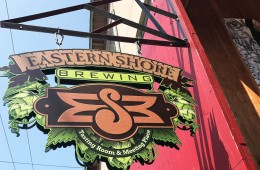 344. Eastern Shore Brewing Co, St. Michaels MD, 2017