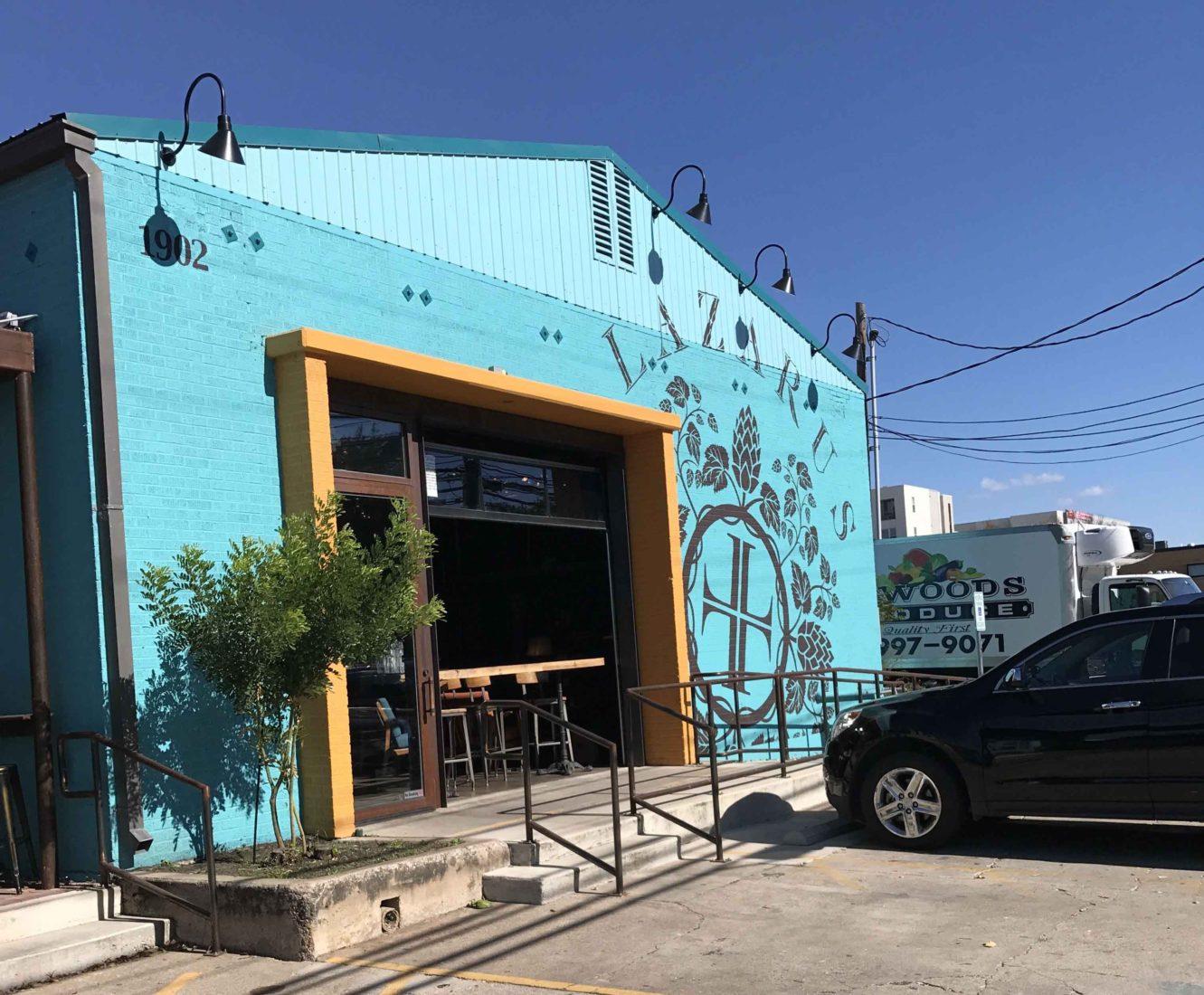 346. Lazarus Brewing Co, Austin TX, 2017