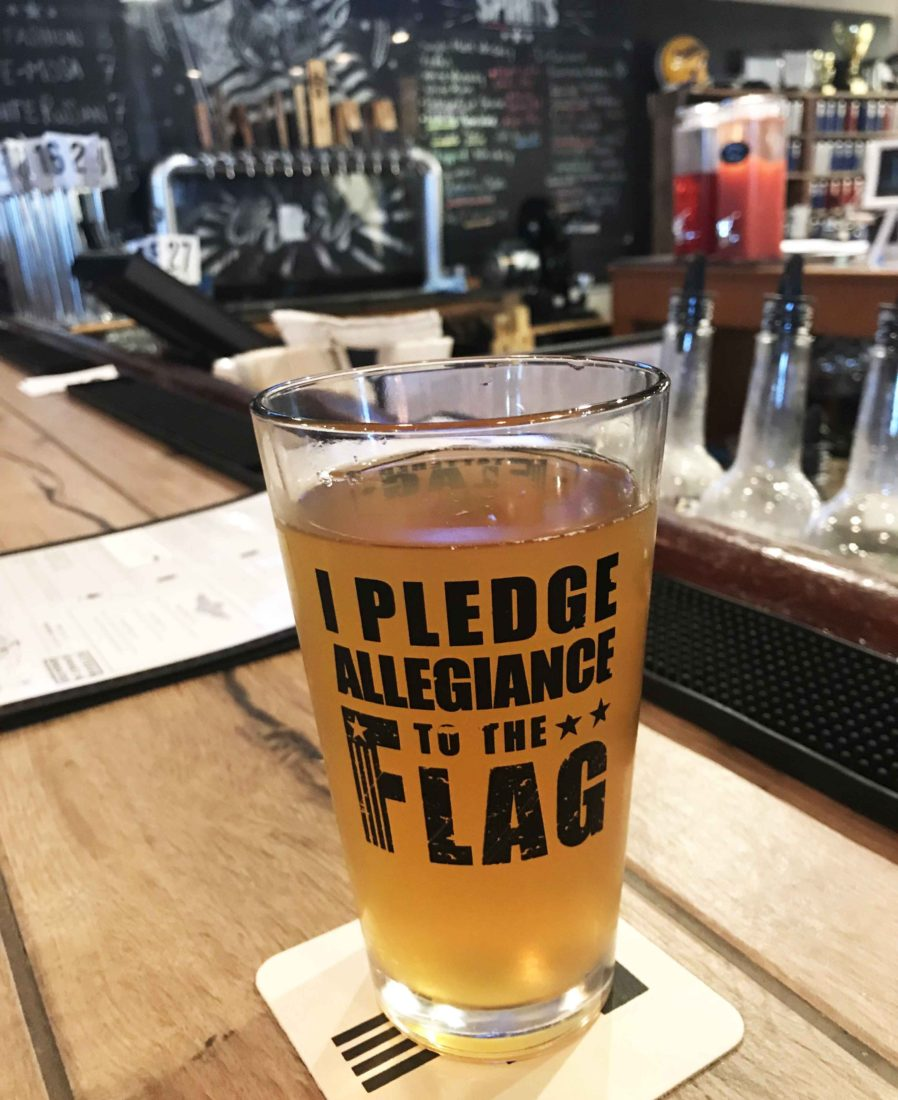 355. Tattered Flag Brewing, Middletown PA, 2018