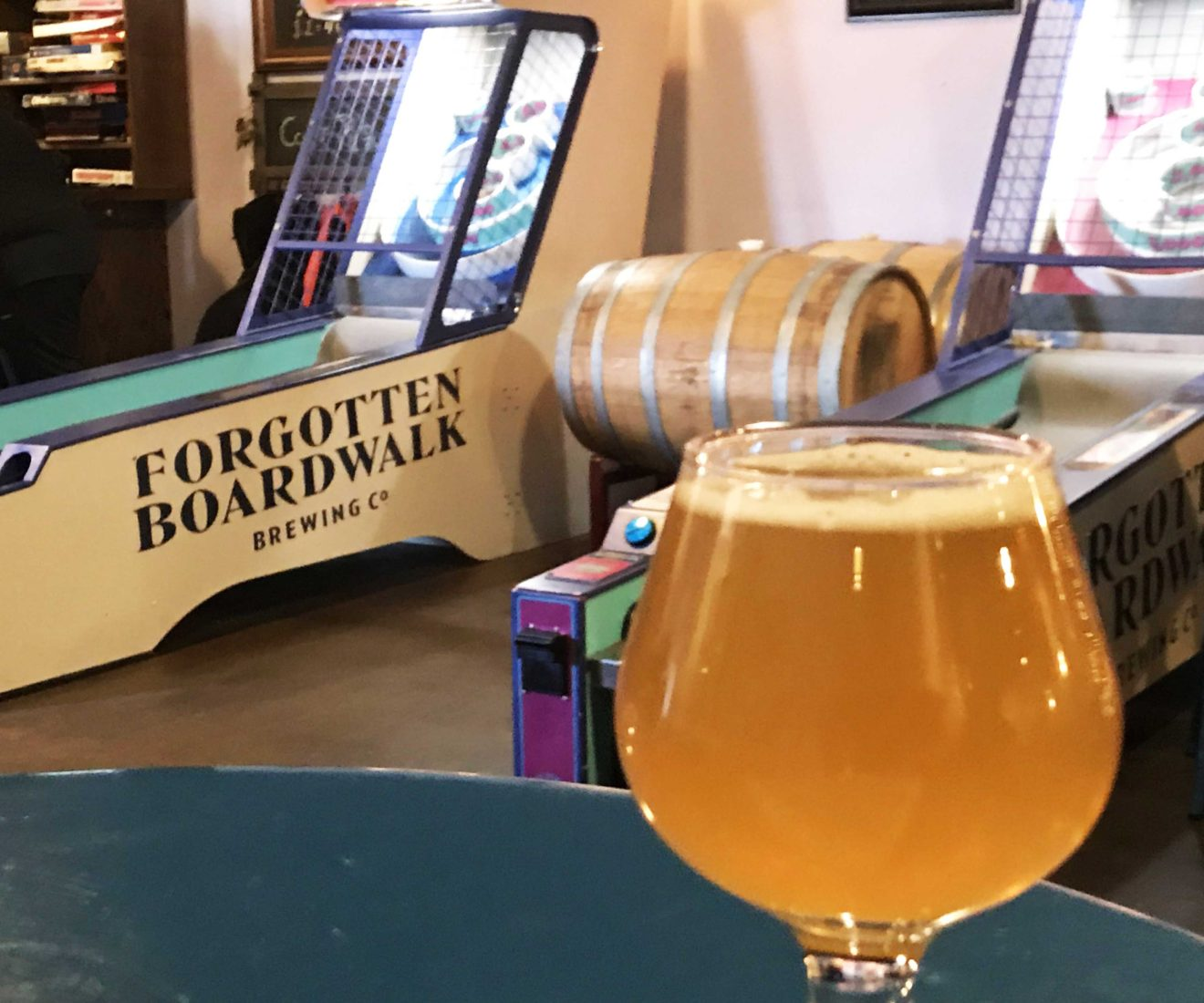 351. Forgotten Boardwalk Brewing, Cherry Hill NJ, 2018