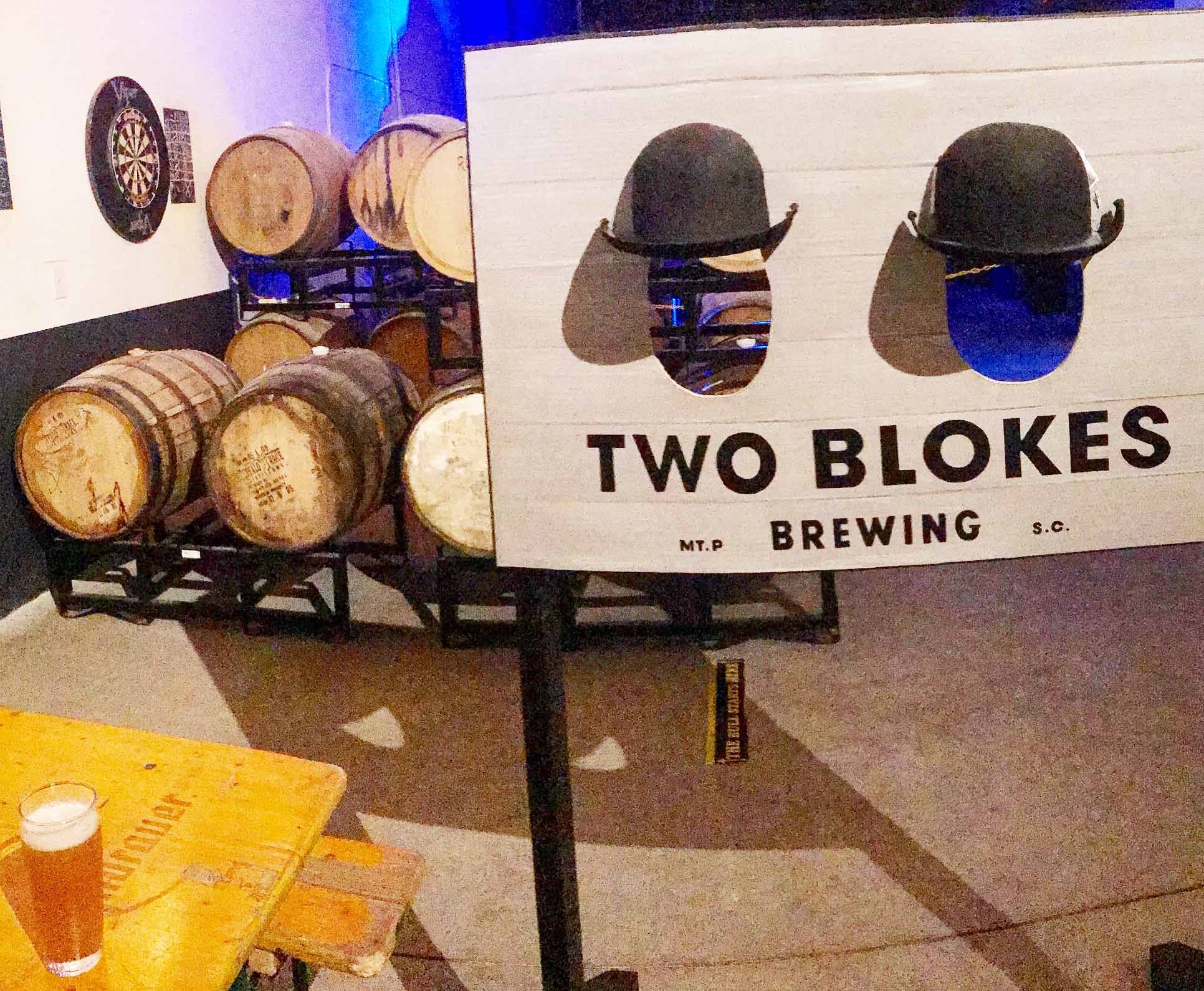 370. Two Blokes Brewing Co, Mt. Pleasant SC, 2018