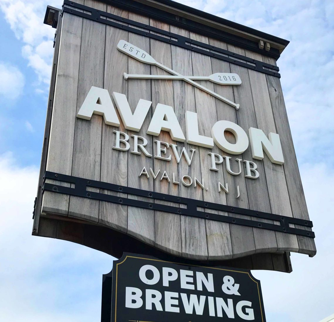 375. Avalon Brewing Company, Avalon NJ, 2018