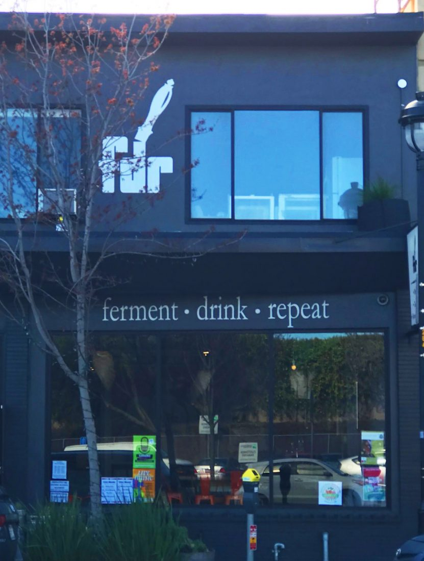 366. Ferment, Drink, Repeat Brewing, San Francisco CA, 2018
