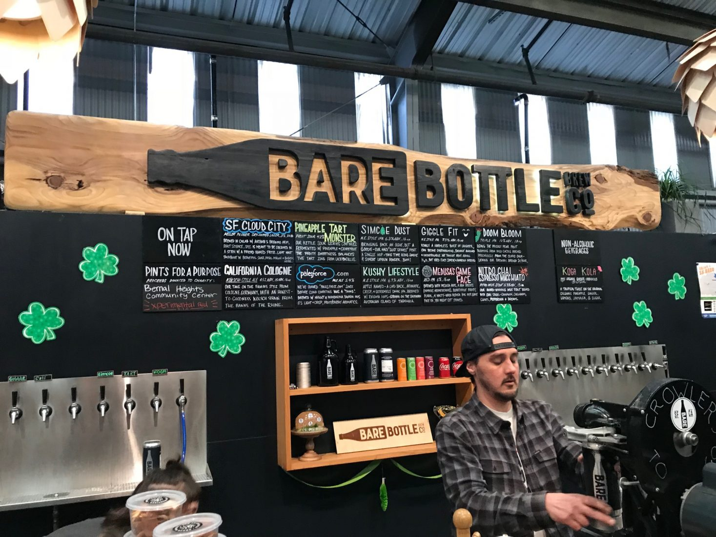 361. Bare Bottle Brewing, San Francisco CA, 2018