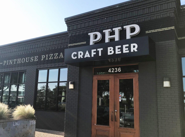 373. Pinthouse Pizza Lamar, Austin Tx, 2018