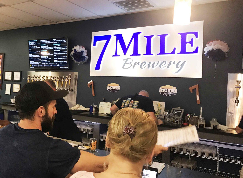 385. 7 Mile Brewery, Rio Grande NJ, 2018