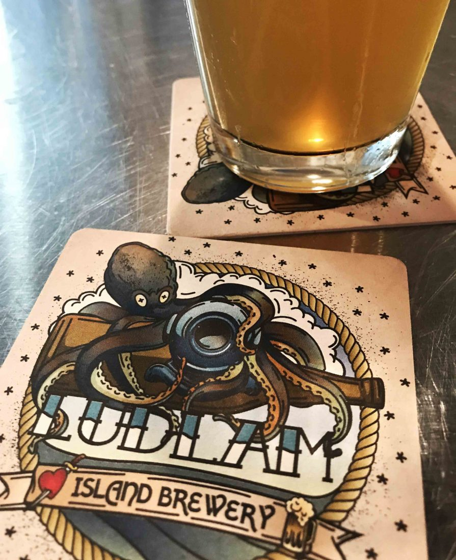 384. Ludlum Island Brewery, Ocean View NJ, 2018