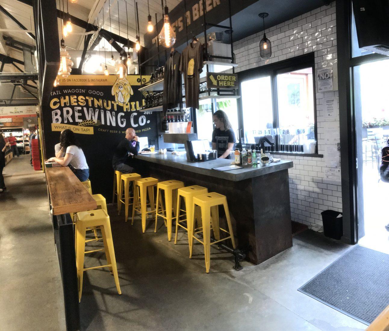389. Chestnut Hill Brewing Co, Philadelphia PA, 2018