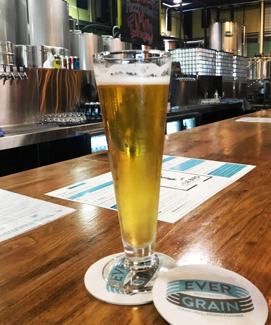 391. Evergrain Brewing Co, Camp Hill PA, 2018
