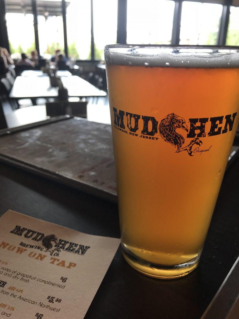 388. Mudhen Brewery, Wildwood Crest NJ, 2018