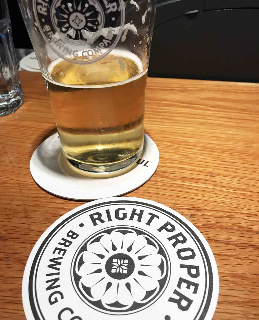 398. Right Proper Brewing, Washington DC, 2018