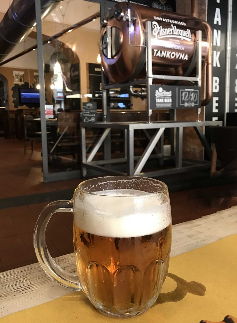396. Urquell Beer House Club, Florence Italy, 2018