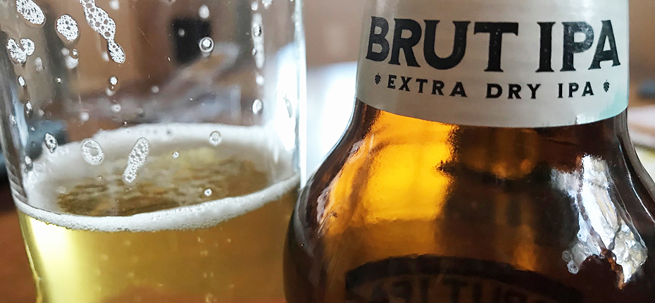 New IPA? Here Come the Bruts from San Francisco!