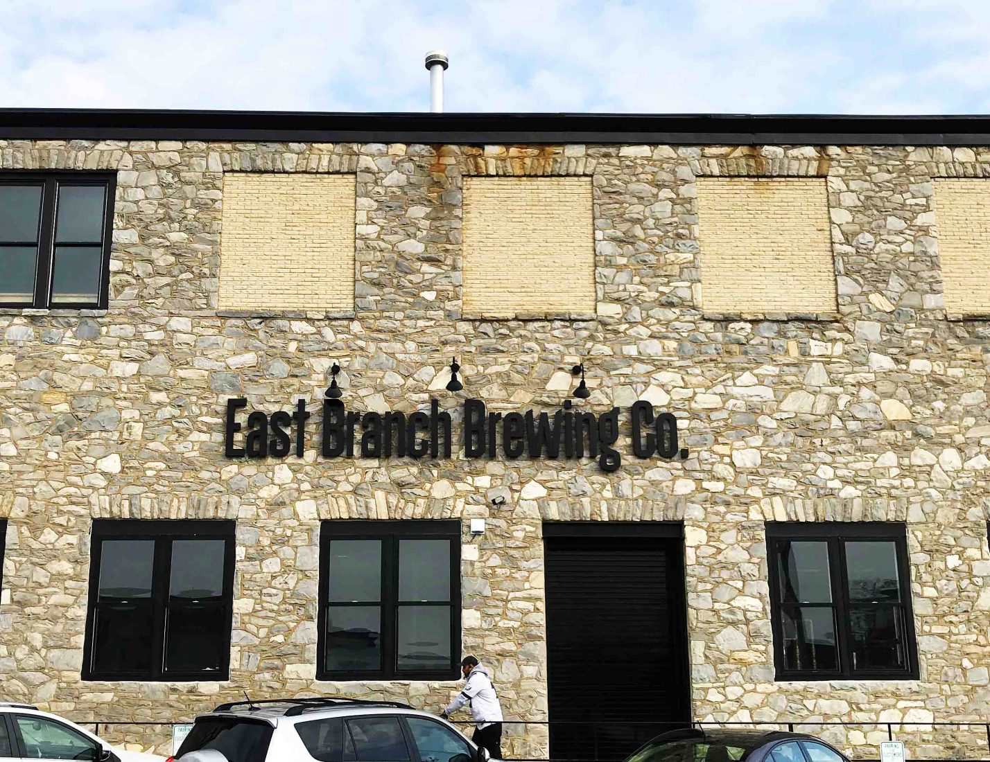 405. East Branch Brewing, Downingtown PA, 2019