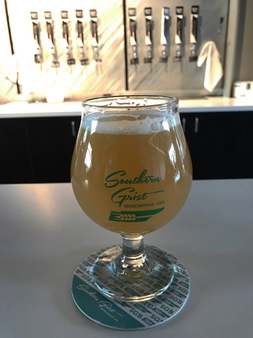 408. Southern Grist Brewing, Nashville TN, 2019
