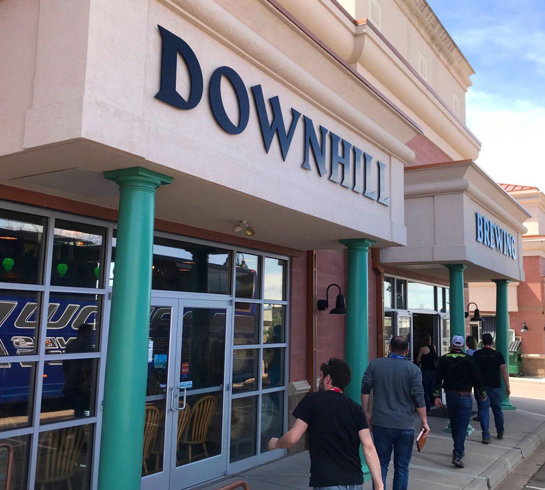 423. Downhill Brewing, Denver CO, 2019