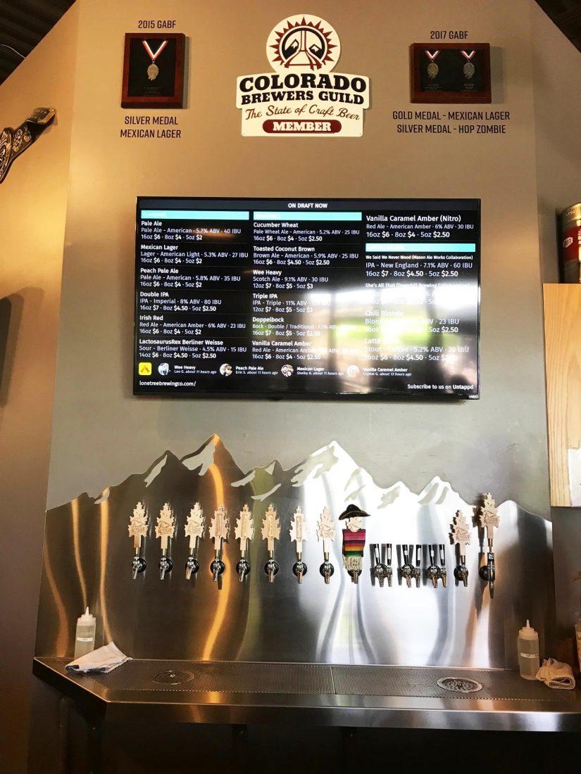 422. Loan Tree Brewing Co, Denver CO, 2019