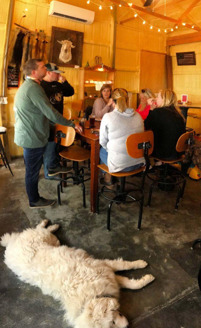 417. Patriot Acres Fram Brewery, Sudlersville DE, 2019